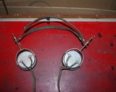Extremely Old Brandes Earphones - 1930s