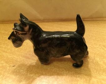 Miniature  ScottieDogs Figurine