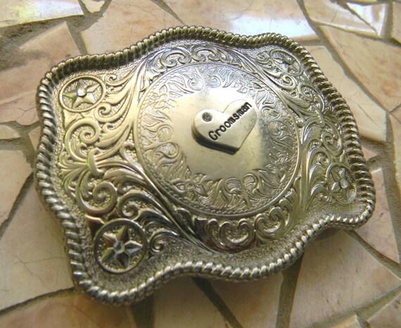 Cowboy Wedding Gifts: Groomsman Western Wedding Gift Groomsmen Gift Country