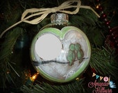 Family Birdie Christmas Ornament