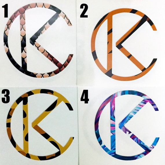 Decals Custom Logo Customs Logo Vinyl Decals