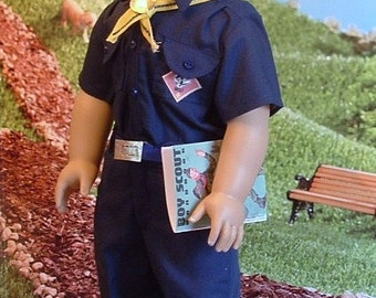 Little Cub Scout for American Boy Dolls