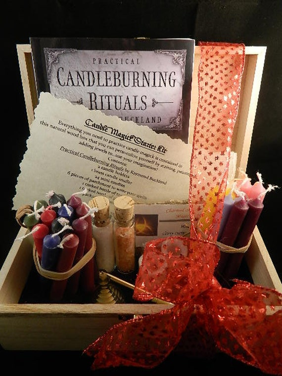 Candle Magick Starter Kit