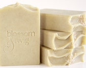 Dead Sea Mud Spa Soap with Organic Coconut Milk, Himalayan Pink Salt and Pure Essential Oils