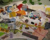 Ephemera Inspiration Kit for Art Journals, Junk Journals, Smash Books, Collage