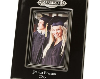 Personalized Graduation 4x6  Photo Frame