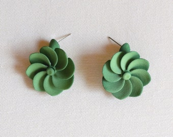 Breezea earrings that spin in the wind!
