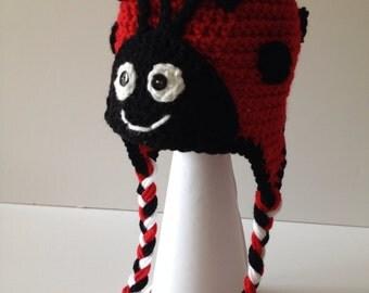 Little Ladybug Hat
