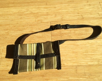 Belted Hip Pouch