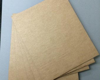 Package of (1) 16.5 x 20.25 Rigid Cardboard-Perfect for Shipping Prints or Artwork
