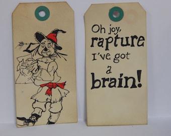 The Scarecrow Bookmark