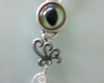 Heres looking at you necklace