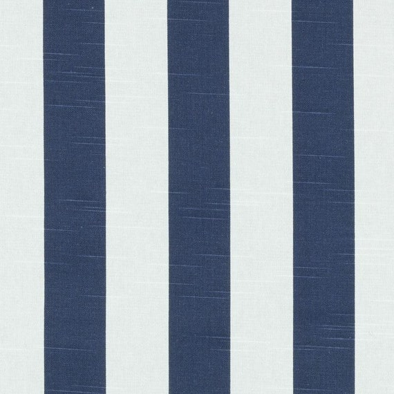 on sale navy blue cotton stripe upholstery fabric blue white wide stripe fabric from. Black Bedroom Furniture Sets. Home Design Ideas