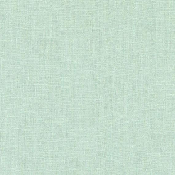 Mint Green Linen Fabric Solid Mint Green Linen Curtains
