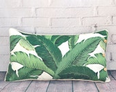 BAHAMA PALM Indoor/ Outdoor Long Cushion