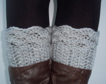 Leg warmers Boot cuffs SELECT COLOR boot Socks Boot Toppers leg warmers