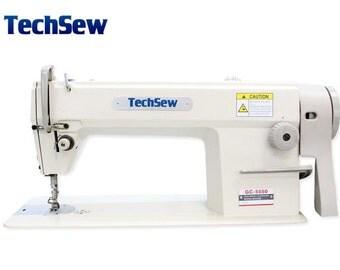 TechSew 5550 Highspeed Lockstitch Industrial Sewing Machine