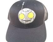 ROBOT HEAD HAT!