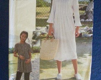 Vogue 8937, Ladies Dress, Ladies Tunic, Ladies Pants