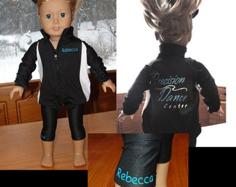 March 15th, 2016 American Girl Doll Clothes Custom  Warm up