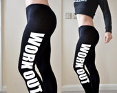 SALE New Super Soft WORK OUT Leggings Pink Black Blue Stretch Leggings Tights Pants