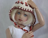 Knitted Jacket, Hat and Dress. To fit Helen Kish or Iplehouse K.I.D. BJDs