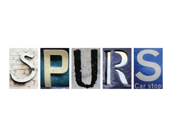 SPURS occasion card