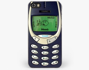 PRANK Retro Cell Phone IPHONE 6 CASE, iPhone 6s plus case iphone 5s case, iPhone 7 case, iPhone 5C
