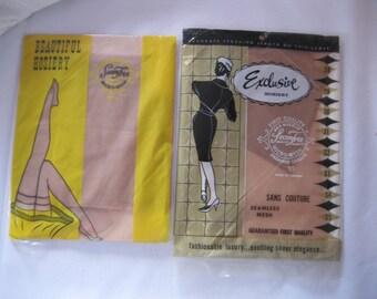 2 pairs Nylon stocking