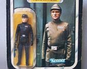 Vintage Star Wars ESB Imperial Commander (MOC) Mint on Card 41 Back