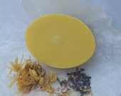 Lotion Bar, Cocoa Butter scent.  3 oz. Hand Lotion,  Body Bar,  Beeswax Lotion,  Hard Lotion,  Unscented Lotion,  Herbal Lotion Bar