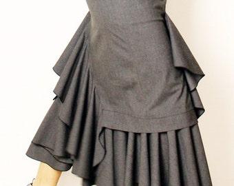 """PDF sewing pattern   skirt """"SASHA """""""