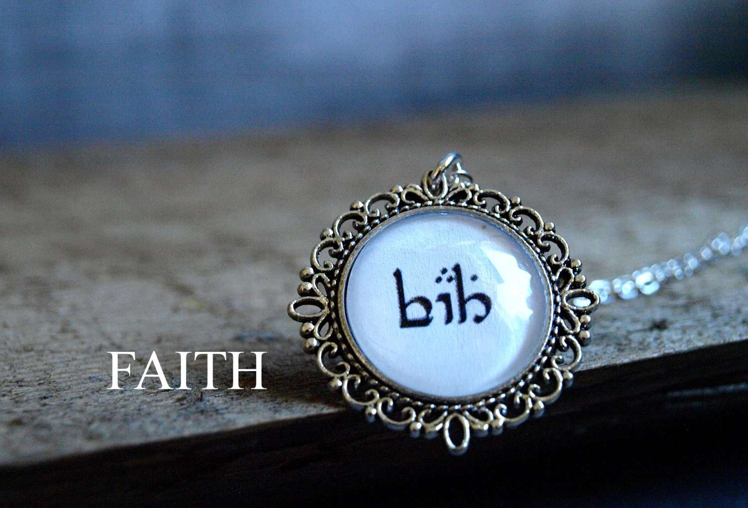faith elvish necklace lord of the ring jewelry lotr by