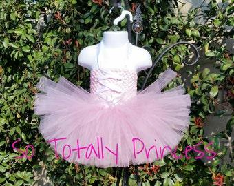 Ballerina tutu dress/Pink tutu dress/girl tutu dress/Costume/Photo prop