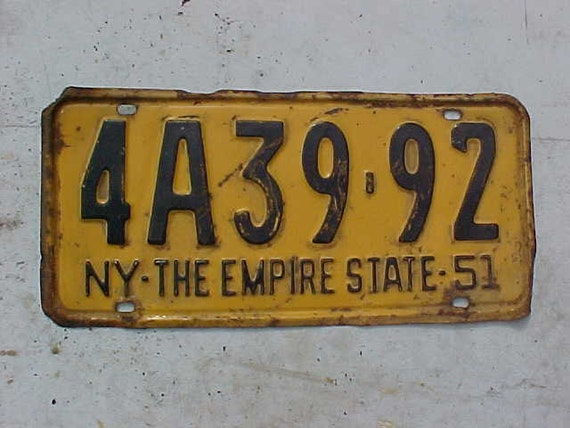 Download Ny State Antique License Plates Free Software