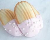 Madeleine French Butter Cake Tea cake Wedding Favor Bridal Cookie Buffet