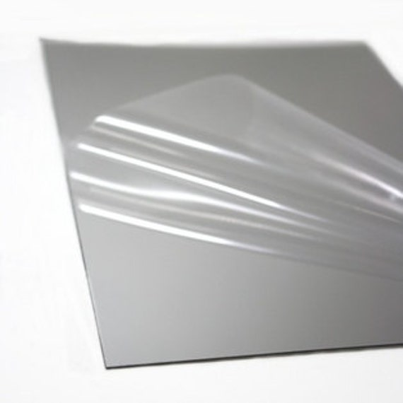 Plastic mirror sheet for crafts hobbies etc by for Plastic grid sheets crafts