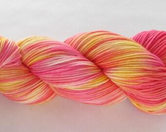 Hand Dyed Yarn - Sporty (Birthday Party)