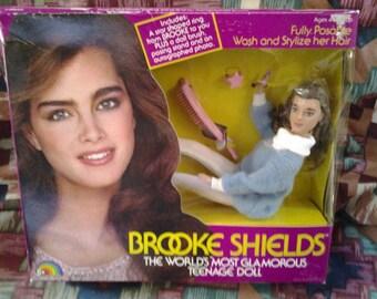 Vintage Brook Shields Doll