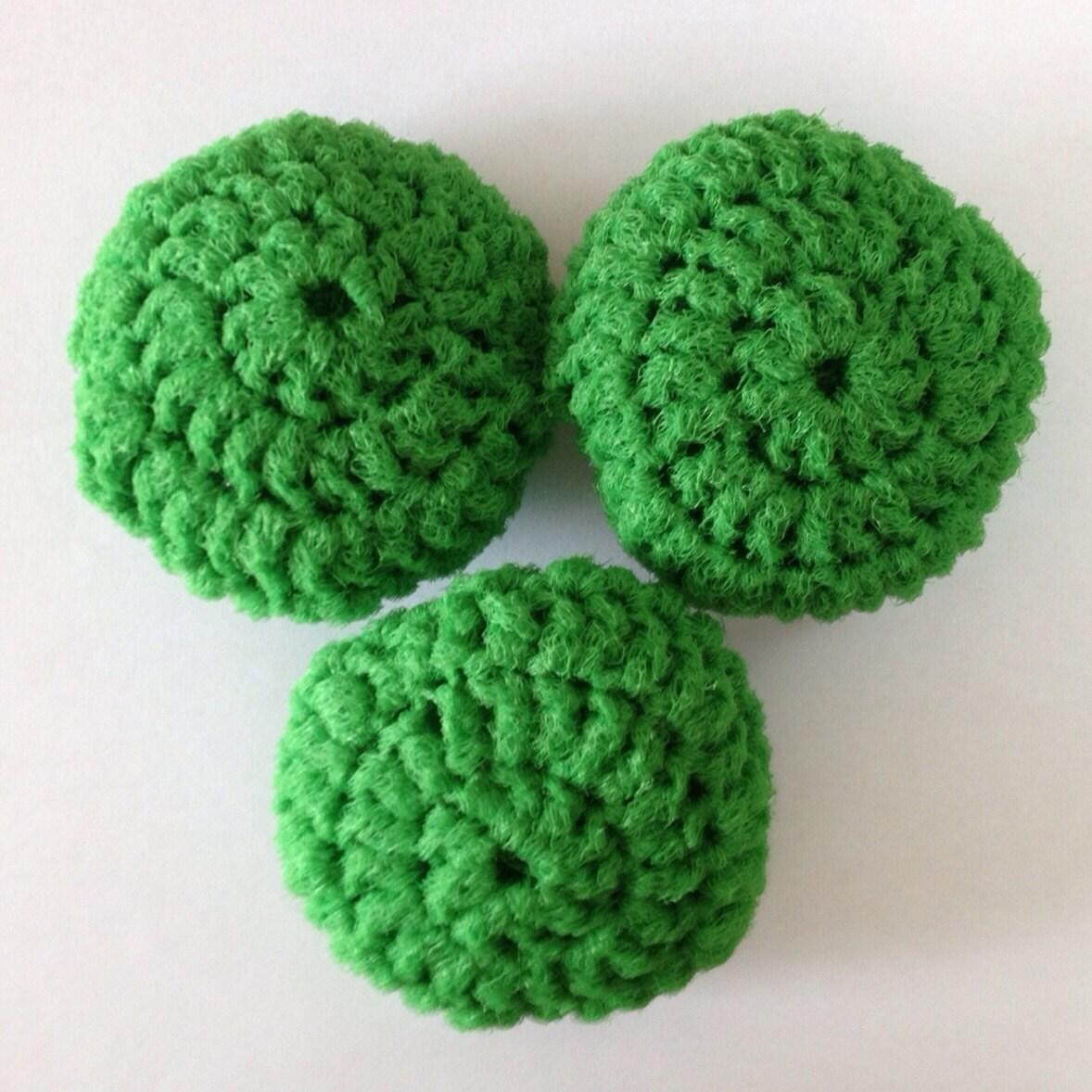 Green Nylon Net 21