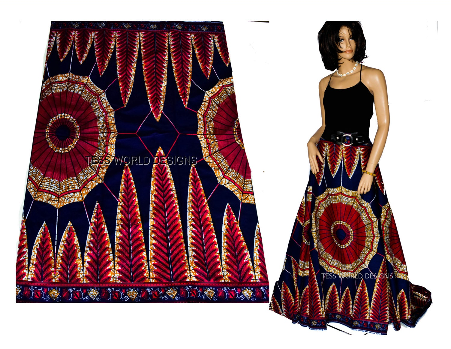 Wholesale fabrics designer fabric for african clothing for Cheap clothing material