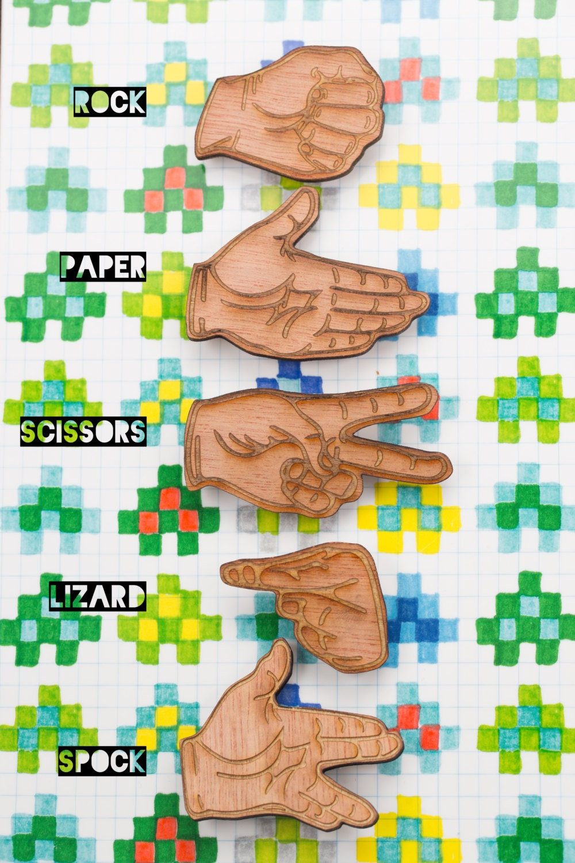 microbit rock paper scissors pdf