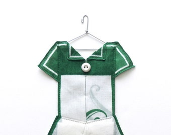 St. Patrick's Day Hanky Dress