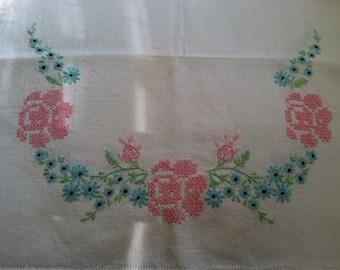Vintage table linen
