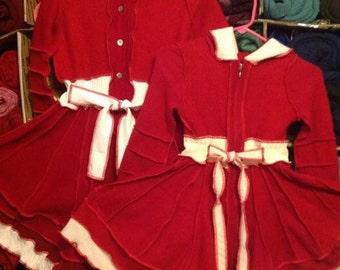 Bespoke Katwise Inspired Christmas Coats