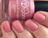 Matte-rs of the Heart - 5 Free MATTE Pink Nail Polish - Vegan - Beautiful matte lacquer for nail art, as a base or wearing alone