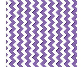 """Couture Creations  4x6"""" Embossing Folder -Harmony Collection - Zig Zag Chevrons"""