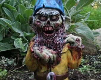 Willie Walker Zombie Gnome
