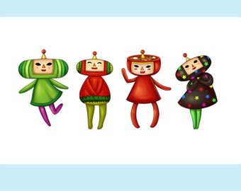 Katamari Damacy Stickers