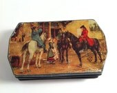Vintage Riley's Toffee Tin Made in England